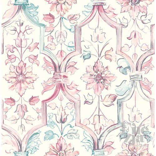 Wallquest Floral Trellis JA30201