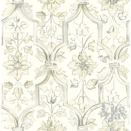 Wallquest Floral Trellis JA30205