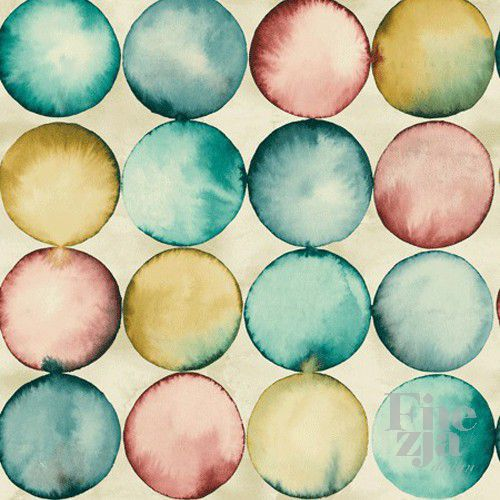 Wallquest Watercolor Circles JA31702
