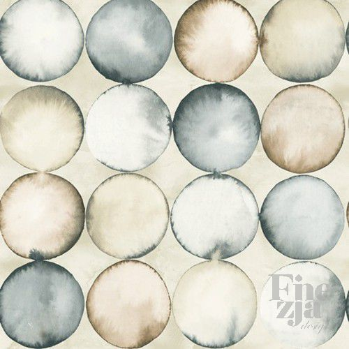 Wallquest Watercolor Circles JA31707