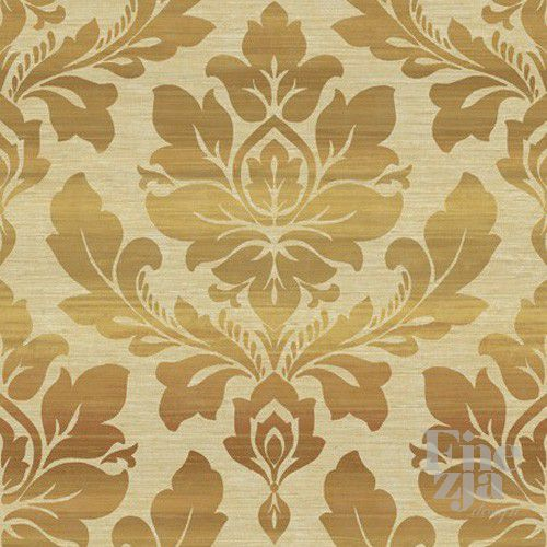 Wallquest Ombre Stripe Damask MO21305