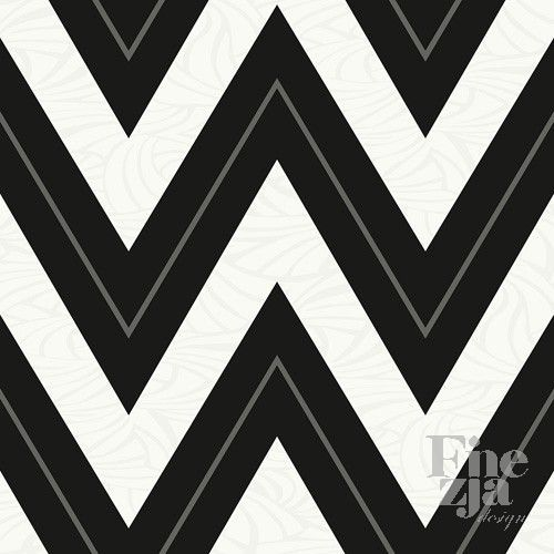 Wallquest Black & White BW21006