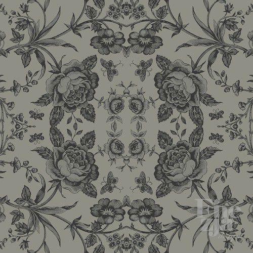 Wallquest Black & White BW21600