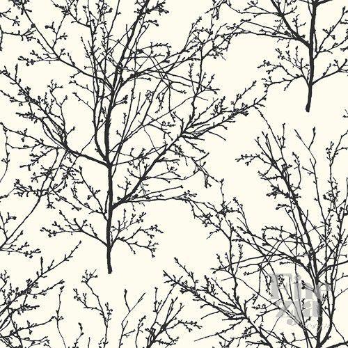 Wallquest Black & White BW22400