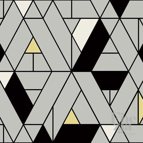 Wallquest Black & White BW22903