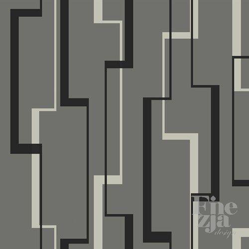 Wallquest Black & White BW23000