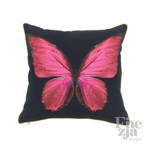 Poduszka Rose Butterfly