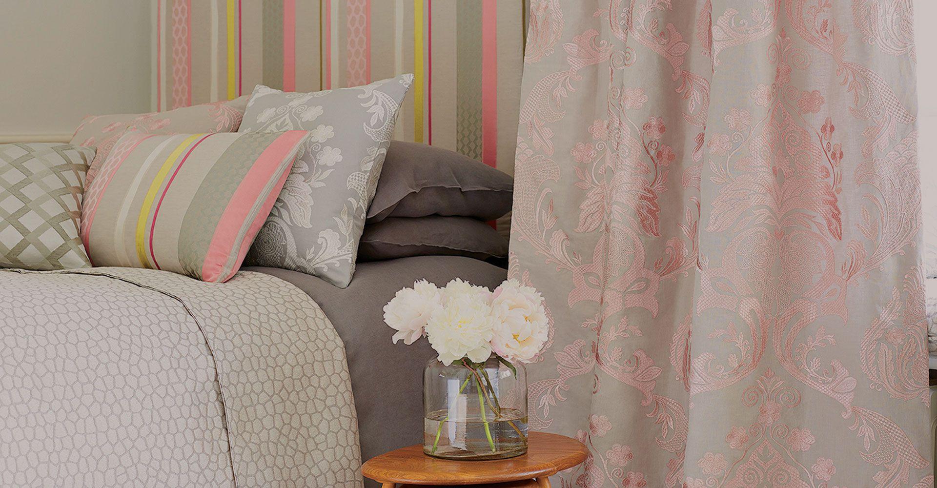 Tapety i poduszki